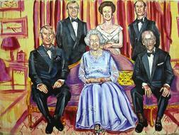 La Familia Real británica, cara a cara con la pornografía